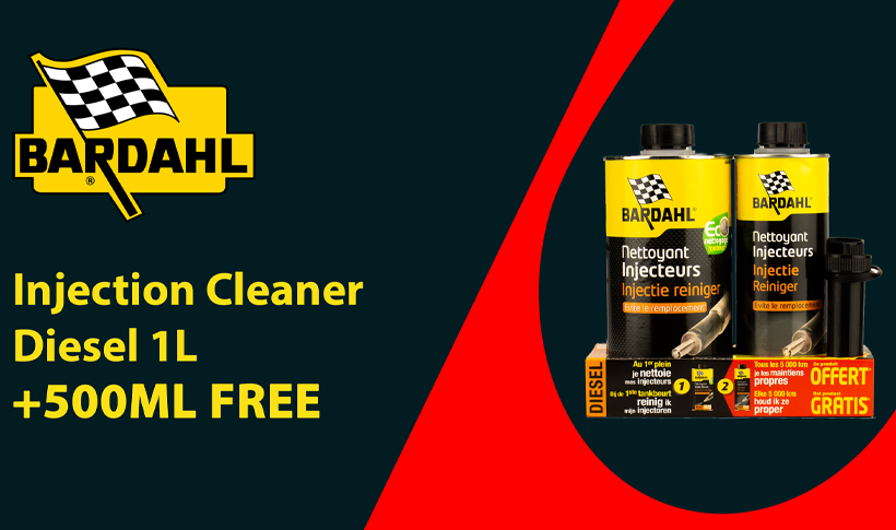 PROMO Bardahl Injector Cleaner